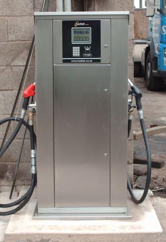 Fueltek FT4000AP twin nozzle fuel pump