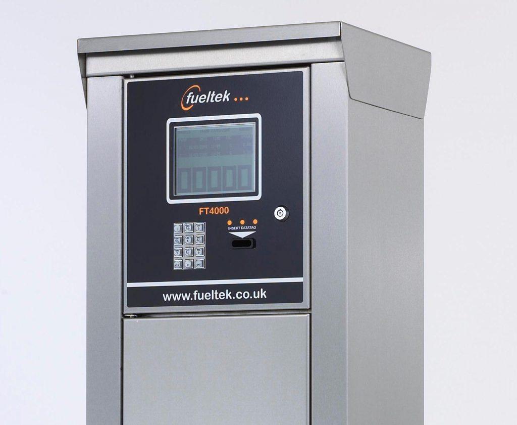 Fueltek Fuel Management System