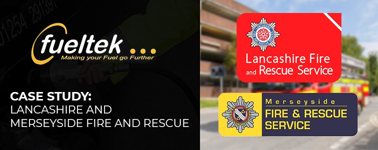 Case Study – Lancashire Fire & Rescue and Merseyside Fire & Rescue