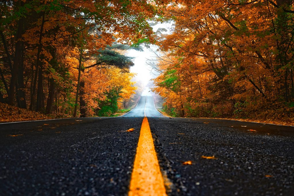 A beautiful road to the future