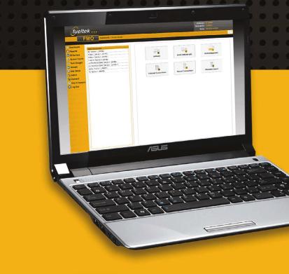 Fueltek FMO Software laptop technology