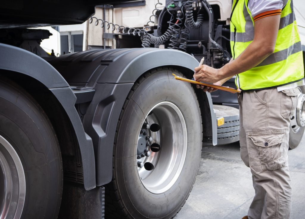 Truck inspection and safety